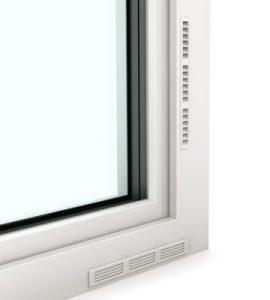 Automatische Fensterlüftung - ideal für Sanierungen