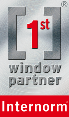Internorm 1st Window Partner Logo