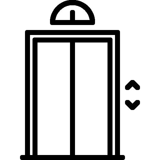 Icon Aufzug-Lift
